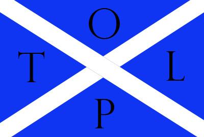 St. Andrew Flag